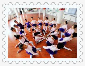 芭蕾舞蹈室