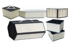 ERC纸质新风热回收热交换器