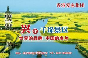 千垛菜花风景区介绍