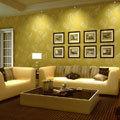 贝壳粉背景墙给家装带来哪些效果?