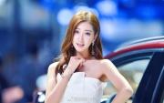 2017广州国际车展车模