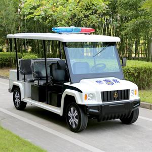 五座电动巡逻车,电瓶巡逻车,悍马电动巡逻