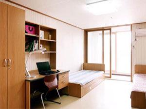 留学生宿舍双人公寓