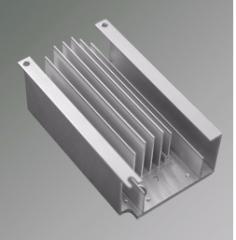 铝挤压型材散热器