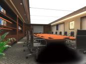 省政府会议中心软膜