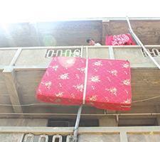 高空吊床垫