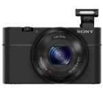 索尼(SONY)黑卡DSC-RX100 1英寸大底数码相机/卡片机/照相机