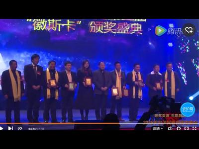 视频丨2016年安沪网第三届徽商奥斯卡颁奖盛典