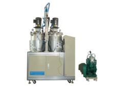 比率固定式齿轮泵灌胶机