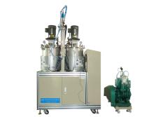 ST-2D比率可变式齿轮泵灌胶机