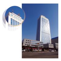 山西省电力生产局大楼