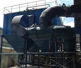 南昌华远针织染整公司20T锅炉除尘