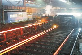 华菱衡钢89机组生产线