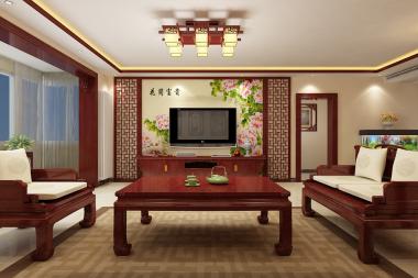 中式-欧式复式设计