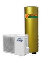 双胆高效热泵热水器(工质循环)