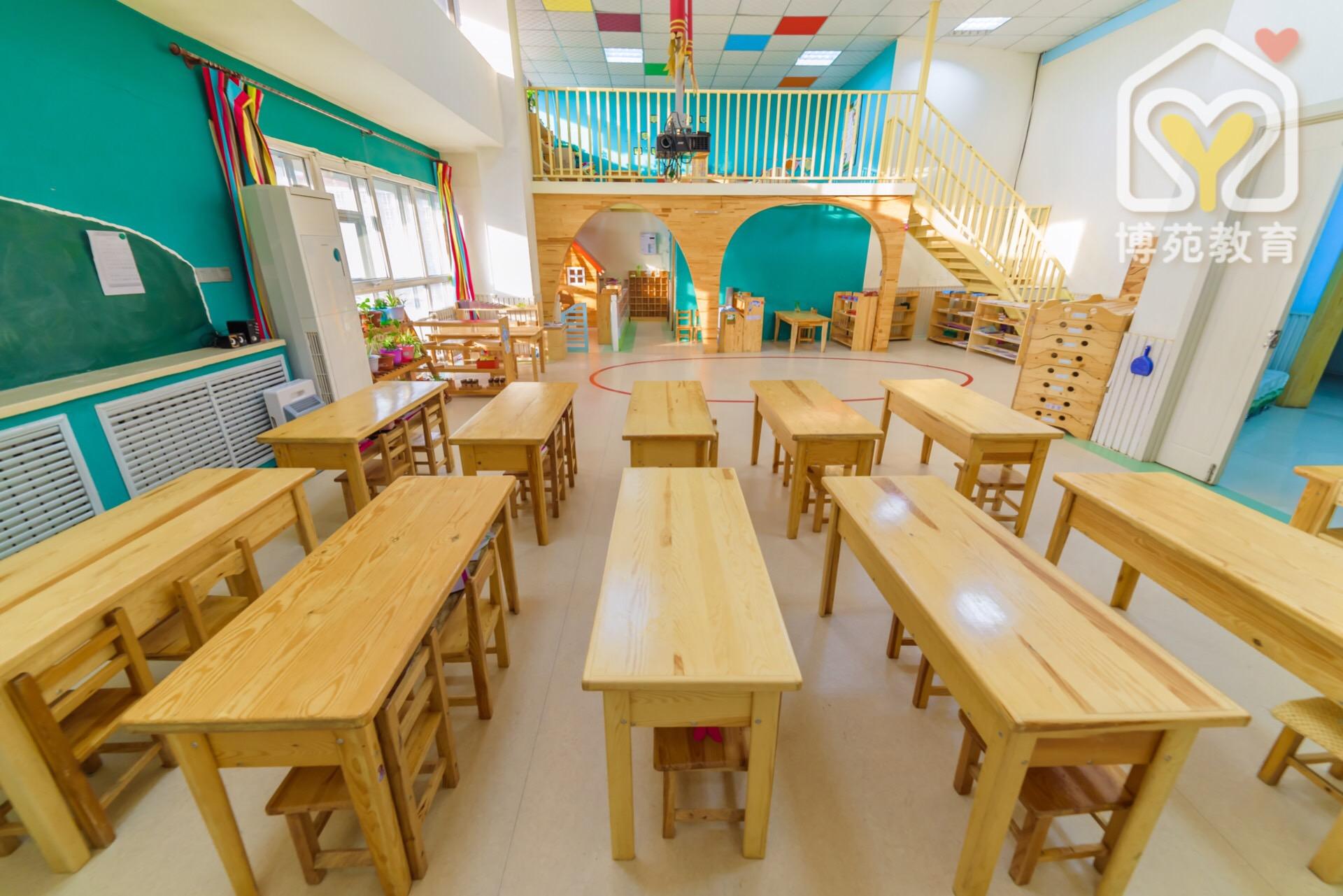 哈尔滨园_教室
