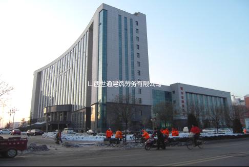晋中市政务大厅工程