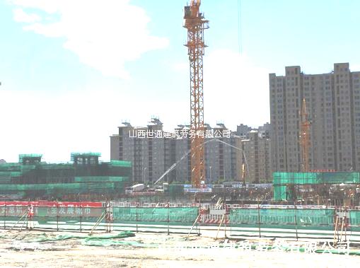北京市中铁城建通州区项目工程