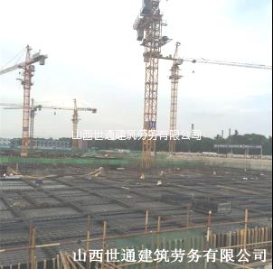 太原市中铁城建晋源区项目工程