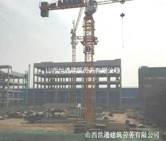 山西省安装华洋吉禄科技工程项目