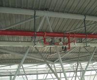 消防工程施工现场