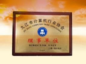 九江市计算机行业协会理事单位