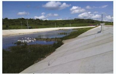 灌溉渠河道2