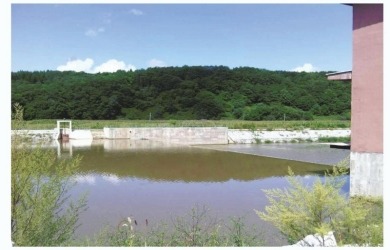 橡胶坝灌溉渠2