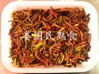 凉拌蕨菜的做法