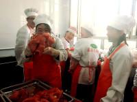 学做卤菜猪头肉