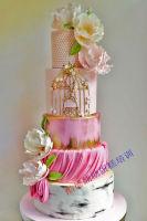 翻糖蛋糕 (21)