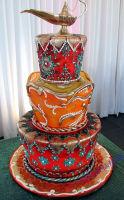 翻糖蛋糕 (10)