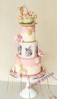 翻糖蛋糕 (38)