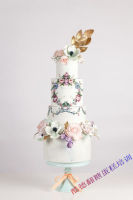 翻糖蛋糕 (4)
