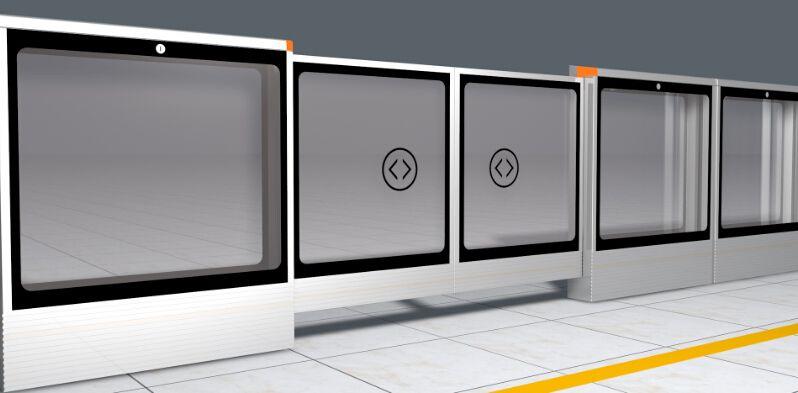 BRT安全门