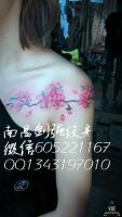 樱花纹身、南昌纹身店、南昌最好的纹身店