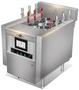 自动煮面机 煮面炉 商用 不锈钢煮面炉 6头自动升降煮面机