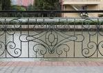 造型各异的护栏