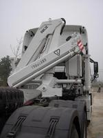 6.3吨折叠臂随车起重机(SQ6.3ZA
