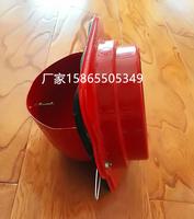 带射流装置的通用型导流式排油烟气防火止回阀