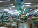 周口广告设计制作—超市伊利吊旗制作