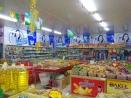 周口广告制作—超市店内伊利形象安装
