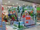 周口广告设计制作-超市伊利金典专区制作安