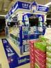 周口广告设计制作—伊利超市专区形象
