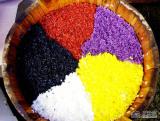五色糯米饭