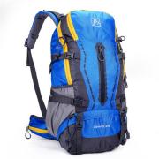 专业登山双肩包 45L防水户外背包 男旅