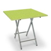 休闲提手餐桌 便携式折叠餐桌  户外简约