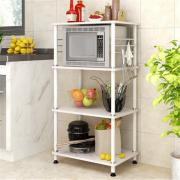 置物架 家用厨房用品微波炉架子 多层架多