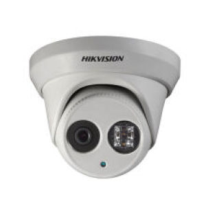 海康威视130万POE DS-2CD3310-I 网络半球摄像机 红外高清摄像头
