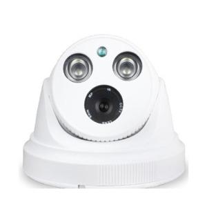 1200线监控摄像头 监控摄像机 阵列红外线夜视安防 半球摄像机